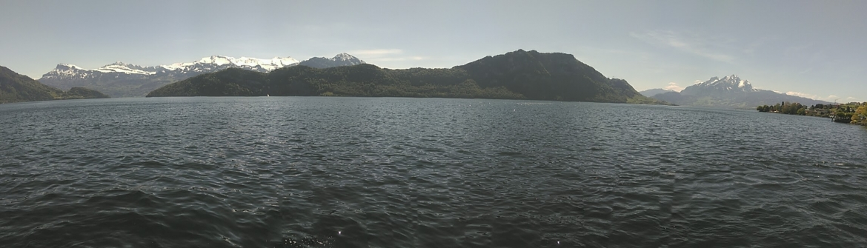 Panorama Schifffahrt