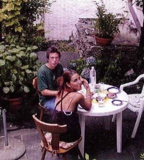 Mäc und Miri im Tessin bei Sepp und Raffi