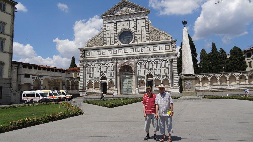 Kirche Santa Maria Novella