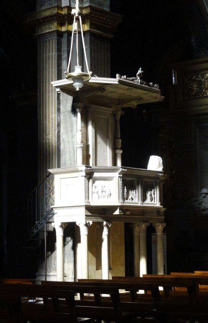 Kanzel Duomo