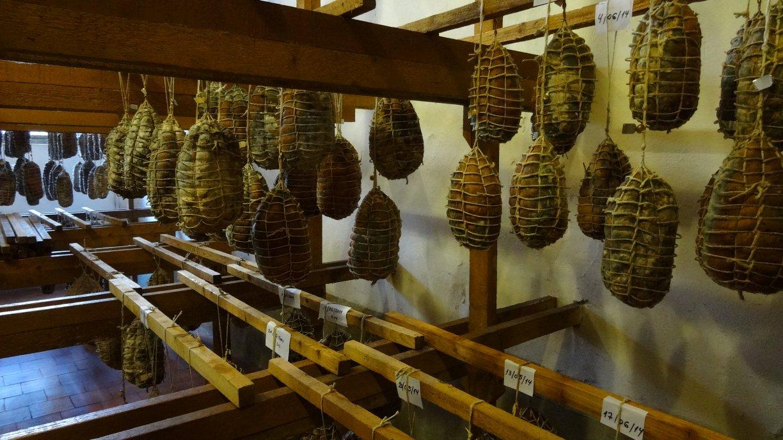 Salsiccia fabbrica