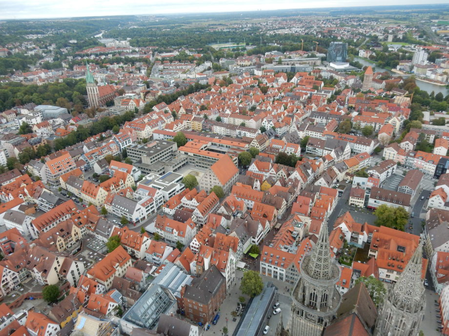 Turmaussicht Ulm