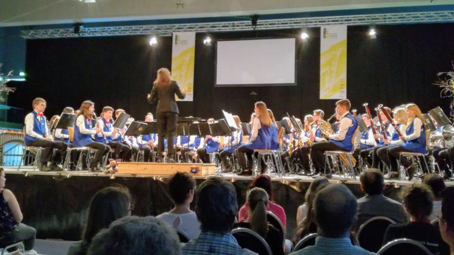 Luzerner kantonaler Musiktag in Eschenbach