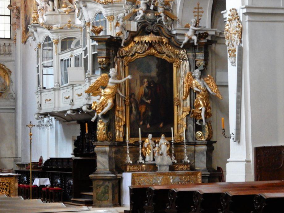 Regensburger Kirche