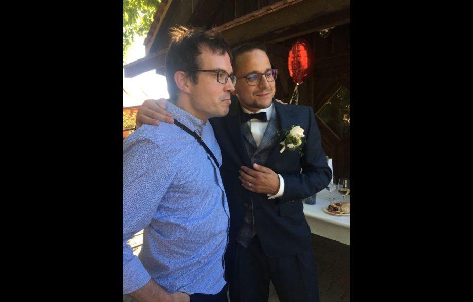 Dani und Mac