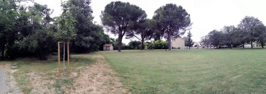 Paradiesgartenpanorama