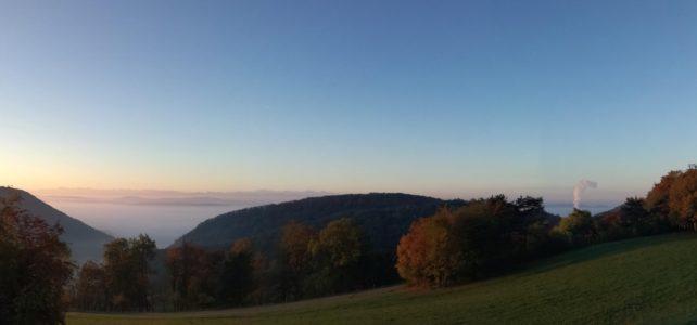 Panorama mit AKW