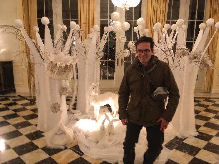 Lobby vom Victoria Jungfrau