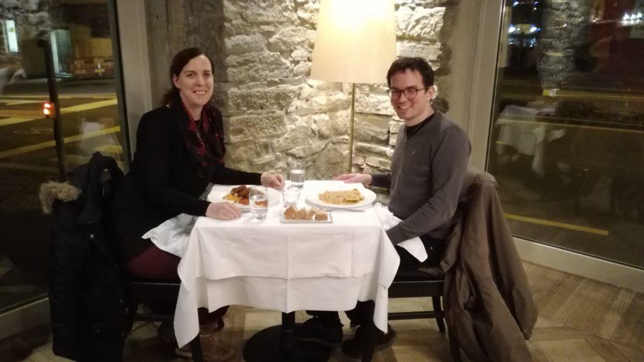 Restaurant: Felsenegg