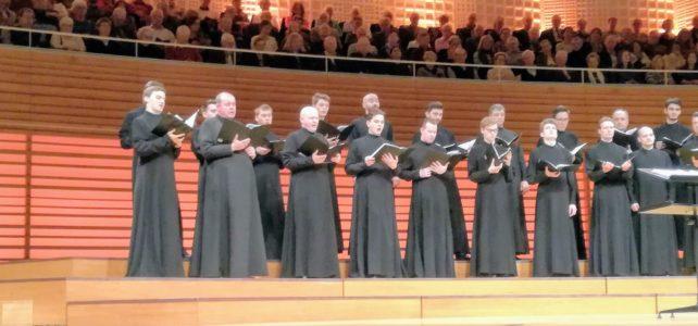 Konzert im KKL – Missa Mystica