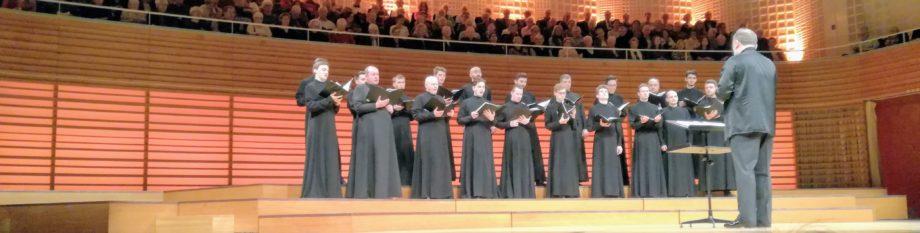 Männerchor des Moskauer Kathedralchors