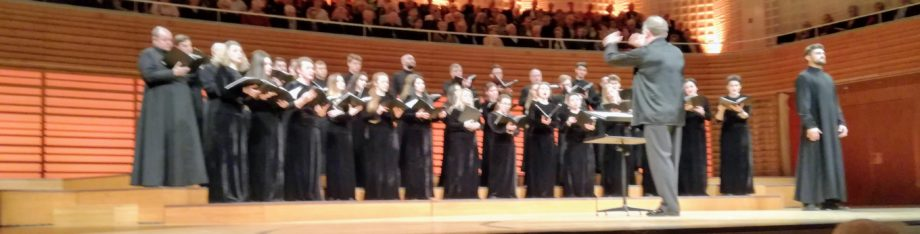 gemischter Moskauer Kathedralchor