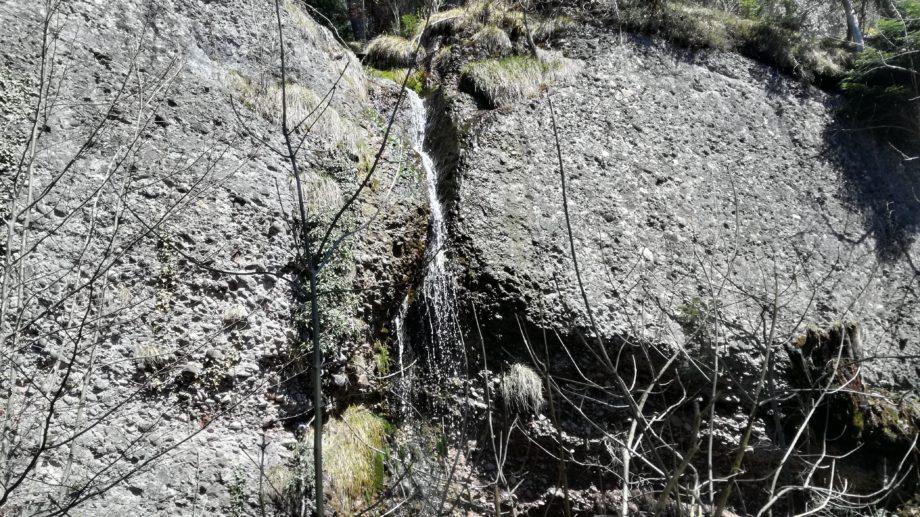 Wasserfall Rigi