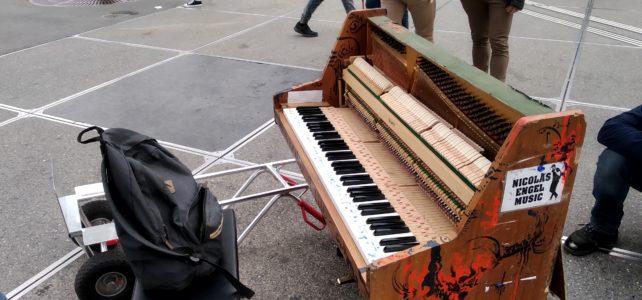 Ein etwas anderes Klavierkonzert