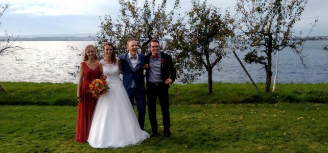Hochzeitsfest Hannes und Maria